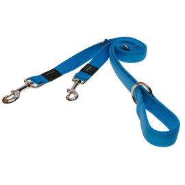 Rogz Rogz Medium Leash 6ft Turquoise