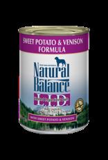 Natural Balance NB SP & vension 13oz
