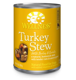 Wellness Tk Stew Dog 12 OZ