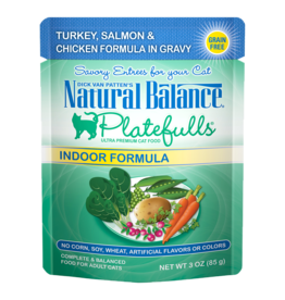Natural Balance Natural Balance Turkey/Salmon/Chicken 3oz
