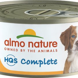 Almo Nature Almo Nature HQS Complete Chicken Dinner Pumpkin & Green Bean Dog Can 156g