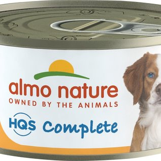 Almo Nature Almo Dog Nature HQS Complete Chicken Dinner Pumpkin & Green Bean Can 156g