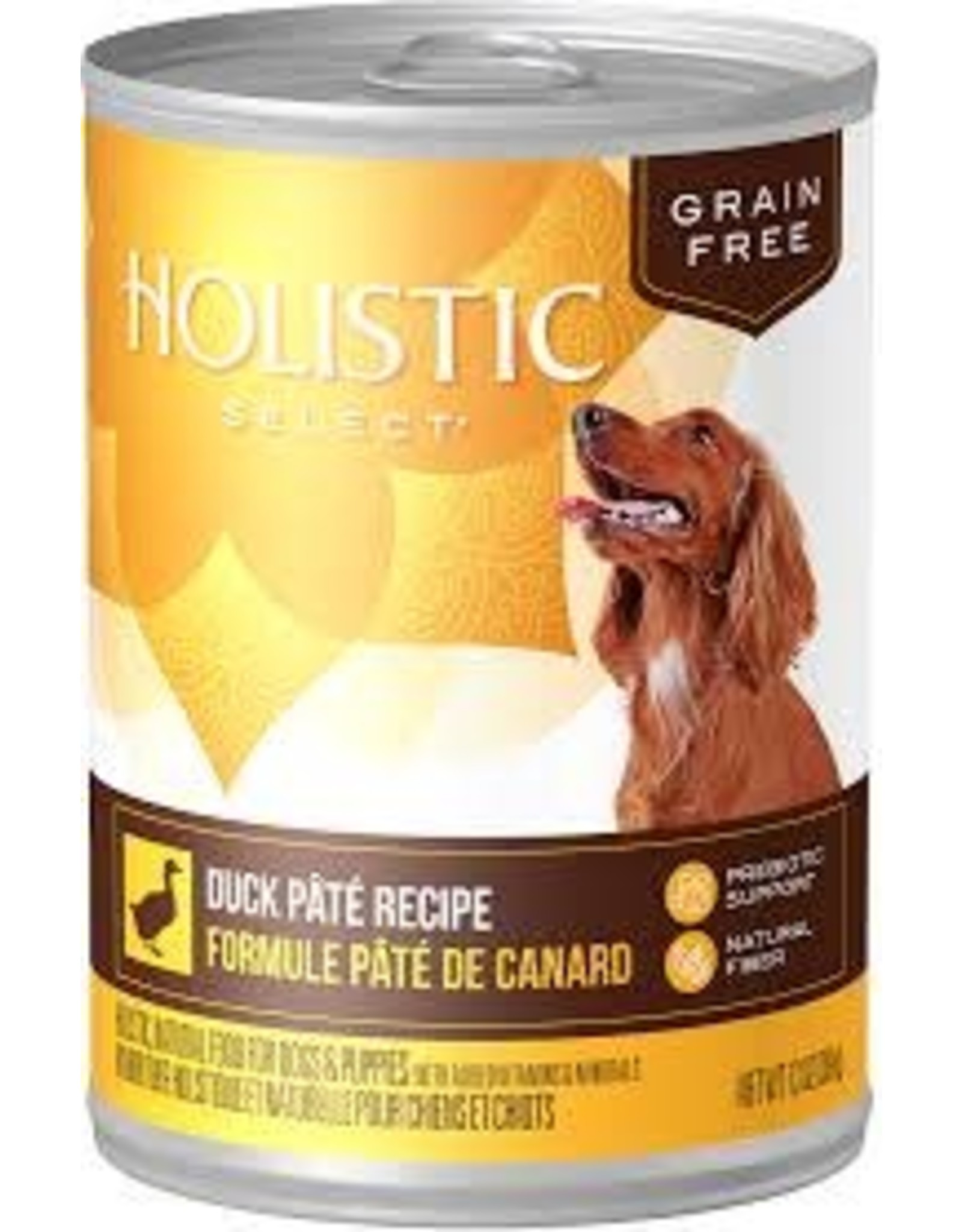 Holistic Select Holistic Select Dog GF Duck Pate 13oz