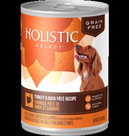Holistic Select Holistic Select Dog duck & Turkey Pate 13oz