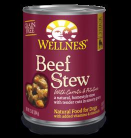 Wellness Wellness Dog Wet Beef Stew 12.5oz