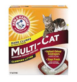 A&H Multi-Cat Clumping Litter 12.7KG