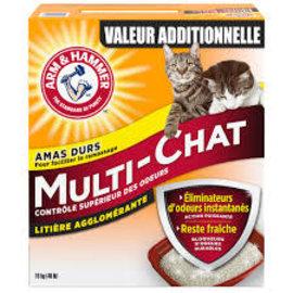 Arm & Hammer Arm & Hammer - Multi-Cat Clumping Litter 14lbs