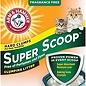 Arm & Hammer A&H Super Scoop Clumping Litter Unscented 12.7KG