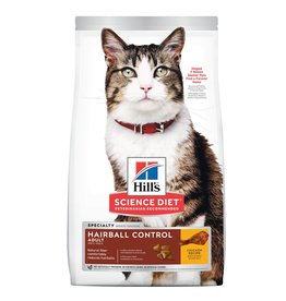 SD Cat ADULT HAIRBALL CONTROL  7 lb.