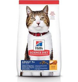 SD Cat Dry Adult 7+ 7 LB