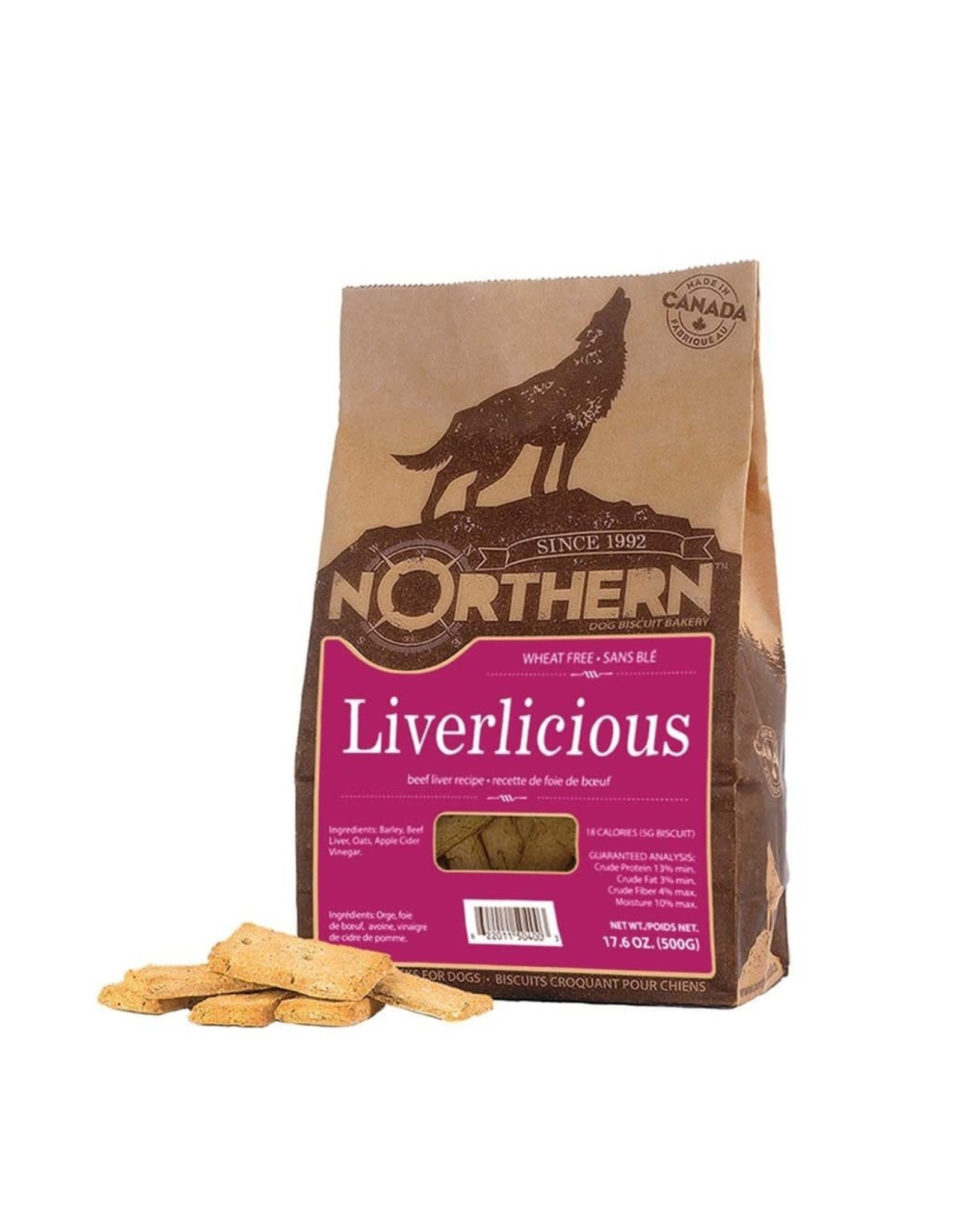 Northern Biscuit Liverlicious