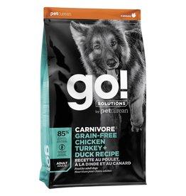 Go! Go! Dog - Carnivore chicken/turkey/duck 3.5lb