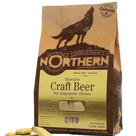 Northern Biscuit NORTHERN DOG JR CRAFT BEER WHEAT FREE 500GR (CS=6)