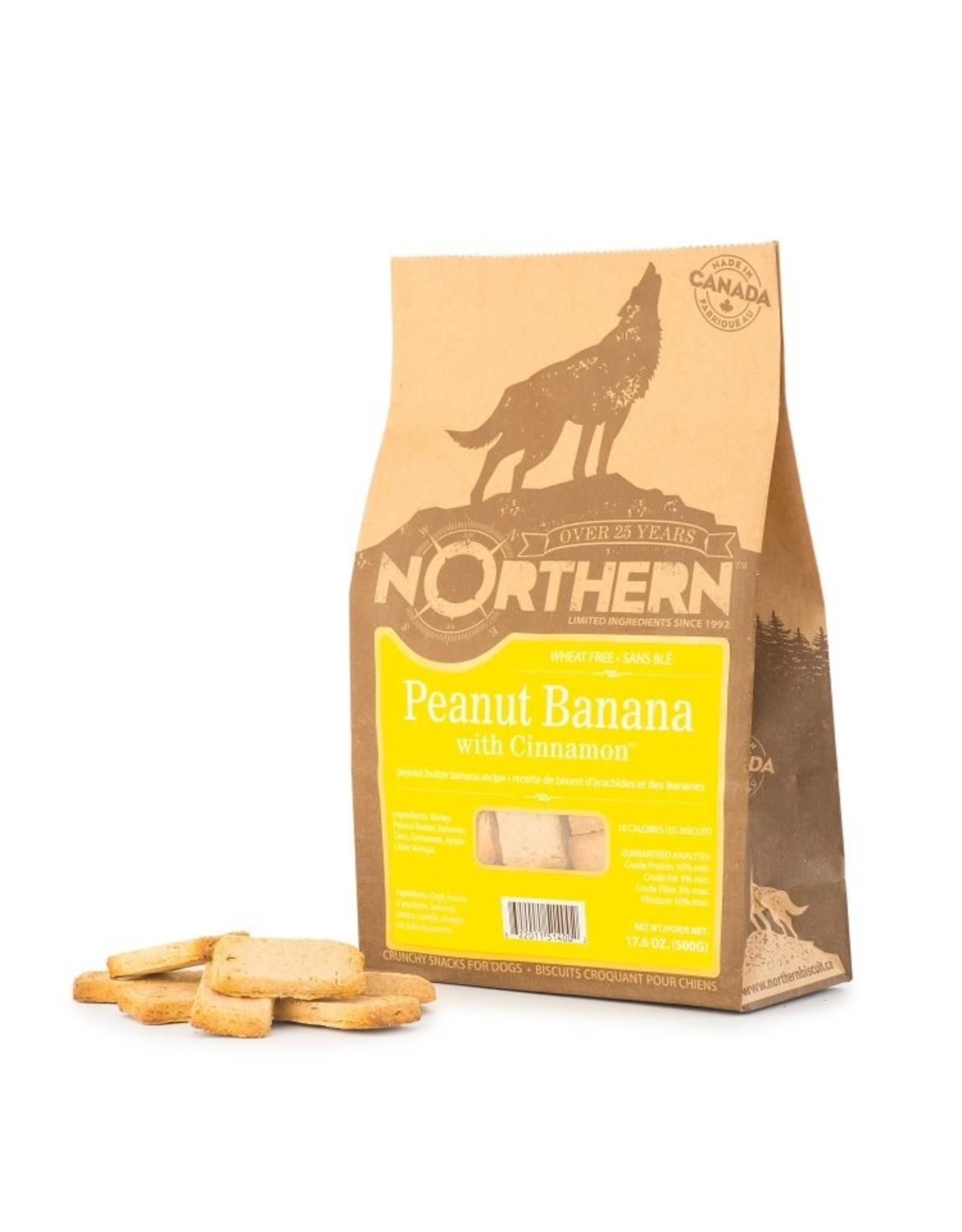 Northern Biscuit Peanut Banana 500g