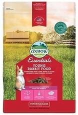 oxbow young rabbit food 5lb