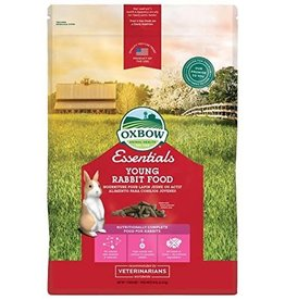 oxbow young rabbit food 5lb