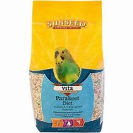 sunseed vita parakeet diet 2.5lb