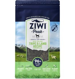 Ziwi Peak ZIWI Tripe & Lamb Air Dried Dog Food  2.5kg