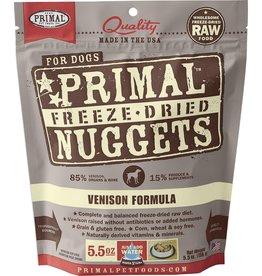 Primal PRIMAL Dog Freeze Dried VENISON 5.5OZ