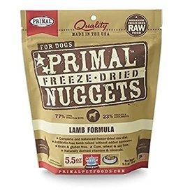 Primal PRIMAL Dog Freeze Dried LAMB 5.5OZ