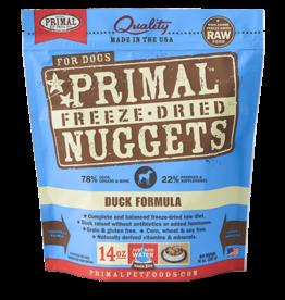 Primal Primal Dog - Duck 14oz