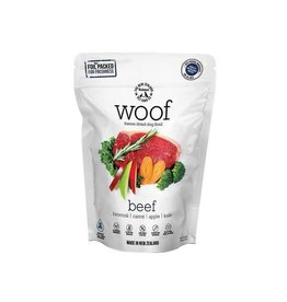 Woof Woof Freeze Dried Beef 9.9oz