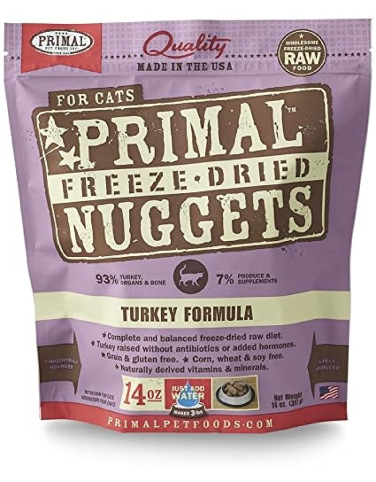 Primal Primal Cat - Turkey 14oz
