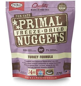 Primal Primal Cat - Turkey 14oz