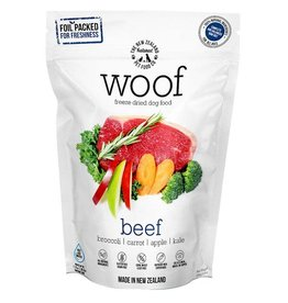 Woof Woof Freeze Dried Beef 1.2 KG