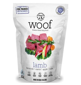 Woof Woof Freeze Dried Lamb 1.2 KG