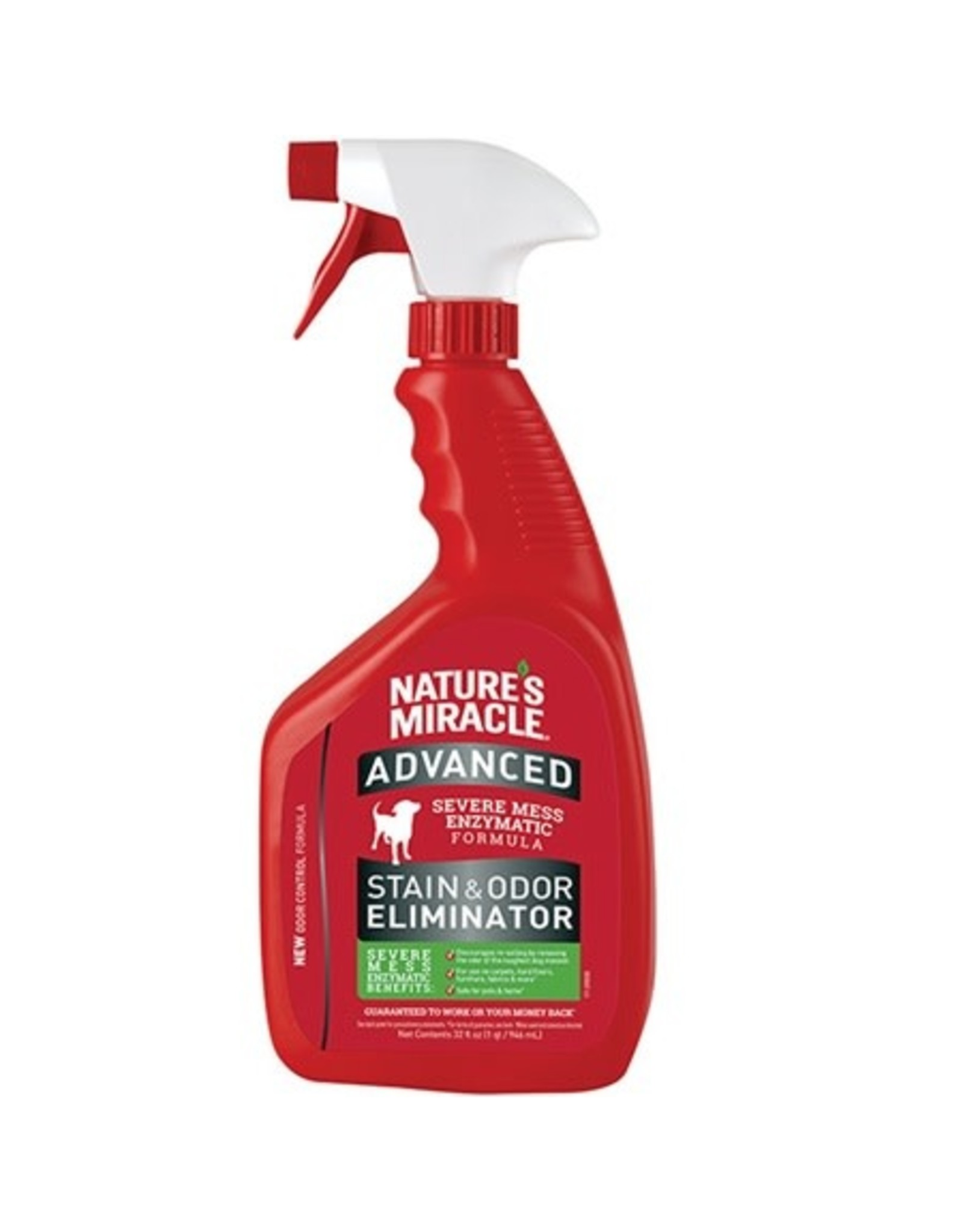 natures miracle Nature's Miracle - Advanced Stain & Odor Remover 32oz