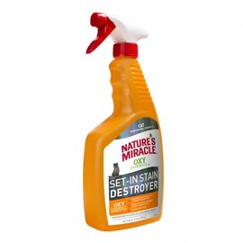 Nature's Miracle NM Stain & Odor Oxy Formula Spray 24OZ