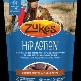 Zukes Zuke's Dog Treats Hip Action Peanut Butter 6oz