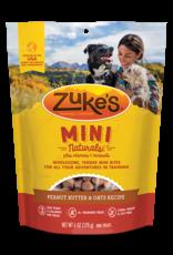Zukes Zuke's Dog Treats Peanut Butter 1LB