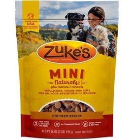 Zukes Zuke's Dog Treats Chicken 1LB