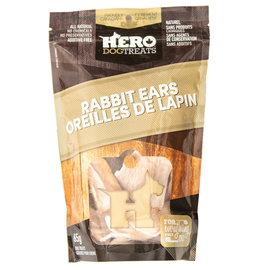 Hero Hero Dog Treats Rabbit Ears 65g