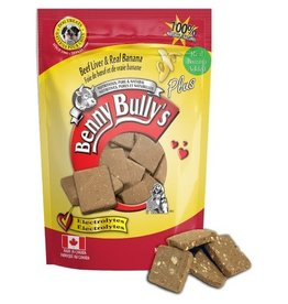 Benny Bully's Benny Bully's Dog Liver Treats Plus Banana 58g