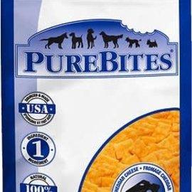 Pure Bites PureBites \ Dog \ Cheddar Cheese 470g