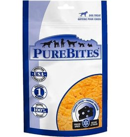 Benny Bully's Purebites Cheddar Cheese 57 G