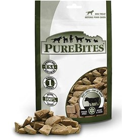 Pure Bites PureBites Freeze Dried Treats Beef & Liver 2oz