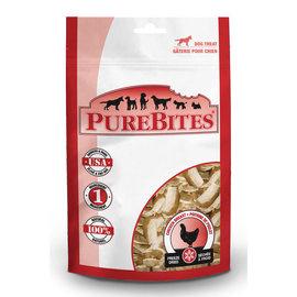 Pure Bites PureBites Dog Treats - Chicken Breast 3oz