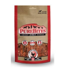 Pure Bites PUREBITES CHICK JERKY 5.5OZ  24