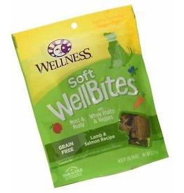 Wellness WELLBITE Dog Trt Lamb Salm 6oz