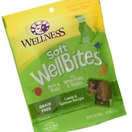 Wellness Wellness Wellbites Dog  Lamb & Salmon 6oz