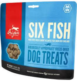 Orijen Orijen Freeze Dried Treats 6-Fish 92g