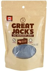 *Great Jacks  Jerky Beef Liver 56g