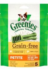 Greenies Greenies GF Petite 3OZ 5CT