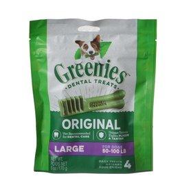 Greenies GREENIES Dog LARGE 6OZ 4PK