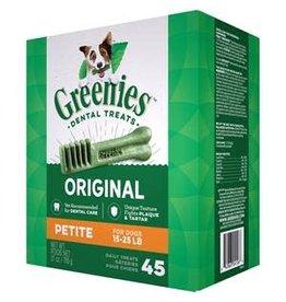 Greenies Greenies Original Petite 27oz 45CT