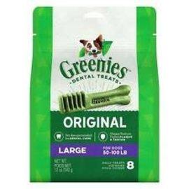 Greenies Greenies Original Large 12oz 8Ct